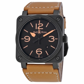 Bell and Ross BR0392-HERITAGE-CE Heritage Mens Automatic Watch