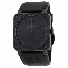 Bell and Ross BR0392-PHANTOM-CE Phantom Mens Automatic Watch