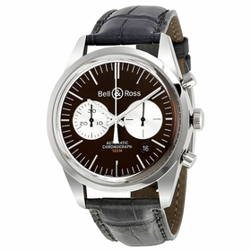 Bell and Ross BRG126-BRN-ST/SCR2 Chronograph Automatic Watch