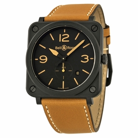 Bell and Ross BRS-HERI-CEM  Mens Quartz Watch