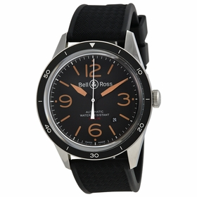 Bell and Ross BRV123-ST-HER/SRB Vinage Sport Mens Automatic Watch