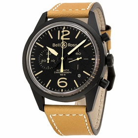 Bell and Ross BRV126-HERITAGE Chronograph Automatic Watch
