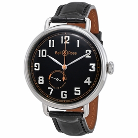 Bell and Ross BRWW197-HER-ST/SCR Automatic Watch