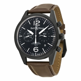 Bell and Ross BRV126-BL-CA/SCADNR Chronograph Automatic Watch