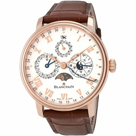 Blancpain 0888-3631-55B Villeret Tradition Mens Automatic Watch