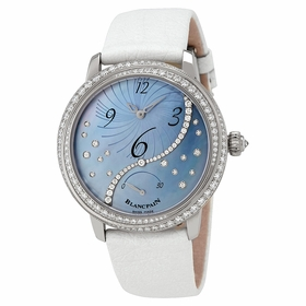 Blancpain 3650A-3554L-58B Heure Decentree Ladies Automatic Watch