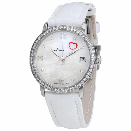 Blancpain 6604-4654-55B Saint Valentin Ladies Automatic Watch