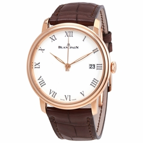 Blancpain 6630-3631-55B Villeret Mens Automatic Watch