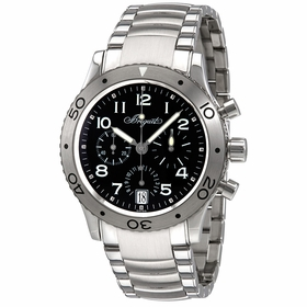 Breguet 3820ST/H2/SW9 Chronograph Automatic Watch