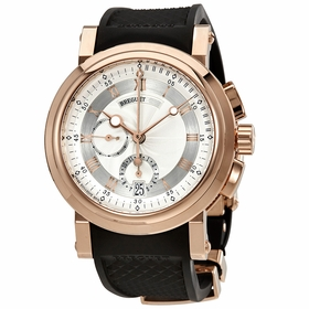 Breguet 5827BR/12/5ZU Marine Mens Chronograph Automatic Watch