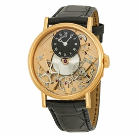 Breguet 7027BRR99V6 Tradition Mens Automatic Watch