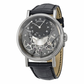 Breguet 7057BB/G9/9W6 Tradition Mens Hand Wind Watch
