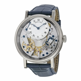 Breguet 7057BB/11/9W6 Tradition Mens Hand Wind Watch
