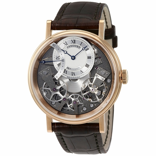 Breguet 7097BR/G1/9WU Tradition Mens Automatic Watch