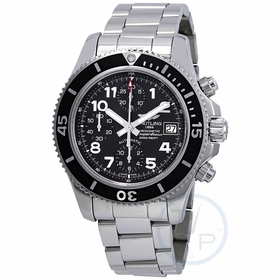 Breitling A13311C9-BE93-161A Superocean Mens Chronograph Automatic Watch