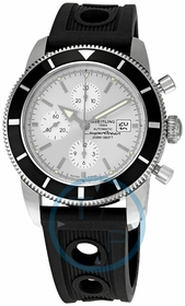 Breitling A1332024-G698-201S-A20D.2 SuperOcean Heritage Chronographe 46 Mens Chronograph Automatic Watch