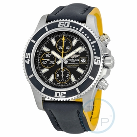 Breitling A1334102-BA82-229X-A20BASA.1 Superocean Mens Chronograph Automatic Watch