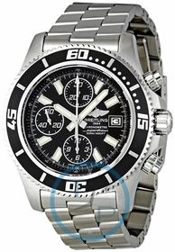 Breitling A1334102/BA84 Chronograph Automatic Watch