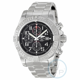 Breitling A1337111-BC28-168A Super Avenger II Mens Chronograph Automatic Watch