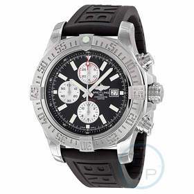 Breitling A1337111-BC29-155S-A20D.2 Super Avenger II Mens Chronograph Automatic Watch
