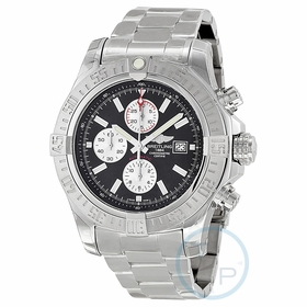 Breitling A1337111-BC29-168A Super Avenger II Mens Chronograph Automatic Watch