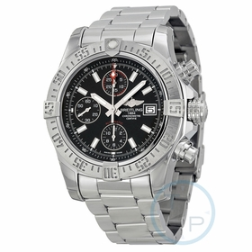 Breitling A1338111-BC32-170A Avenger II Mens Chronograph Automatic Watch