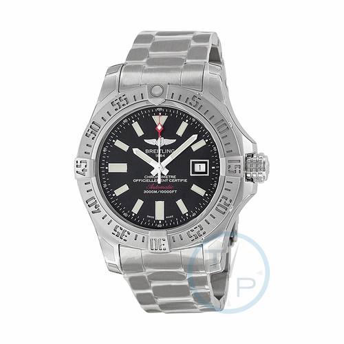 Breitling A1733110-BC30-169A Avenger II Seawolf Mens Automatic Watch
