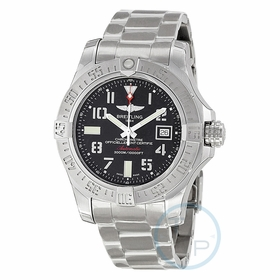 Breitling A1733110-BC31-169A Avenger II Seawolf Mens Automatic Watch
