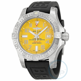 Breitling A1733110-I519-152S-A20SS.1 Super Avenger II Mens Chronograph Automatic Watch