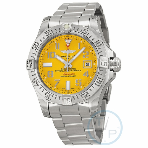 Breitling A1733110-I519-169A Avenger II Seawolf Mens Automatic Watch