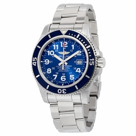 Breitling A17392D8-C910-162A Superocean II 44 Mens Automatic Watch