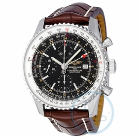 Breitling A2432212-B726-757P-A20D.1 Navitimer World Mens Chronograph Automatic Watch