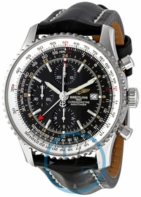 Breitling A2432212-B726-441X-A20BA.1 Navitimer World Mens Chronograph Automatic Watch