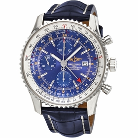 Breitling A2432212-C651-746P-A20BA.1 Navimeter Word Mens Chronograph Automatic Watch