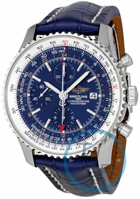 Breitling A2432212-C651-747P-A20D.1 Navitimer World Mens Chronograph Automatic Watch