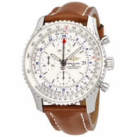 Breitling A2432212-G571-439X-A20BA.1 Navitimer World Mens Chronograph Automatic Watch