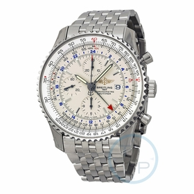 Breitling A2432212-G571-453A Navitimer World Mens Chronograph Automatic Watch