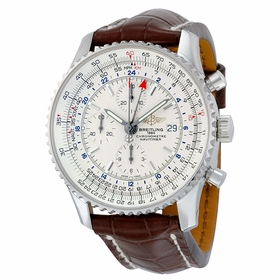 Breitling A2432212-G571-756P-A20BA.1 Navitimer World Mens Chronograph Automatic Watch
