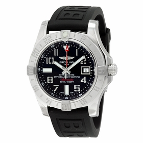Breitling A3239011-BC34-152S-A20S.1 Avenger II GMT Mens Automatic Watch