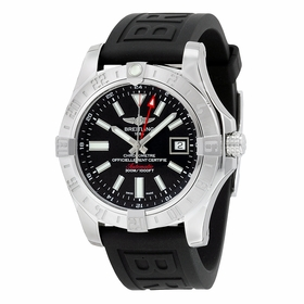 Breitling A3239011-BC35-152S-A20S.1 Avenger II GMT Mens Automatic Watch