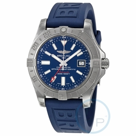 Breitling A3239011-C872-158S-A20S.1 Avenger II GMT Mens Chronograph Automatic Watch