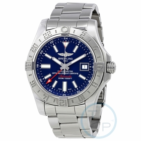 Breitling A3239011-C872-170A Avenger II GMT Mens Automatic Watch