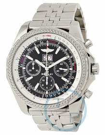 Breitling A4436212-B728-990A Bentley Mens Chronograph Automatic Watch