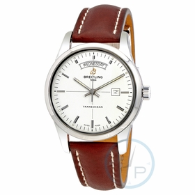 Breitling A4531012-G751-438X-A20D.1 Transocean Day & Date Mens Automatic Watch