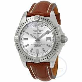 Breitling A45320B9/G797LBRCT Galactic Mens Automatic Watch