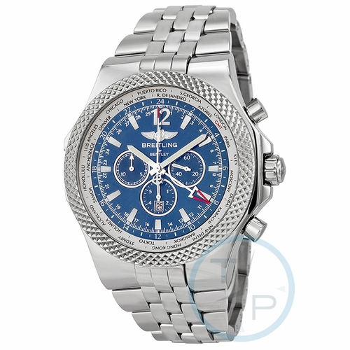 Breitling A4736212-C768-998A Bentley Mens Chronograph Automatic Watch