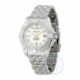 Breitling A71356L2-A708-367a Galactic 32 Ladies Quartz Watch