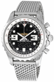 Breitling A7836534-BA26 Chronospace Mens Chronograph Quartz Watch