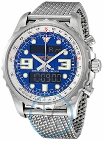 Breitling A7836534-C823-150A Aero Classic Mens Chronograph Quartz Watch