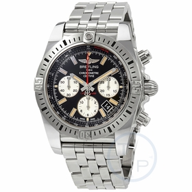 Breitling AB01154G-BD13-375A Chronomat 44 Mens Chronograph Automatic Watch